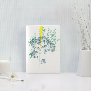 Vegetal #2 – Carnet – Notebook