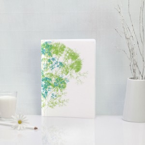 Vegetal #1 – Carnet – Notebook